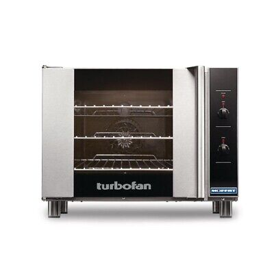 Commercial Turbofan Digital Electric Convection Catering Equipment Oven E31D4