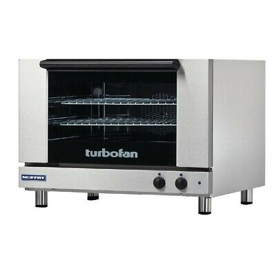 Commercial Turbofan Electric Convection Oven Catering Equipment Hotel E27M2