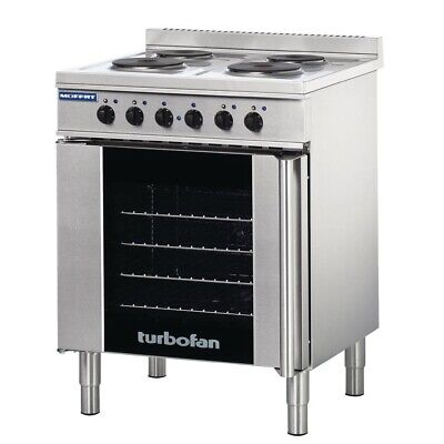 Commercial Turbofan Manual Electric Convection Oven Grill Griller Range E931M