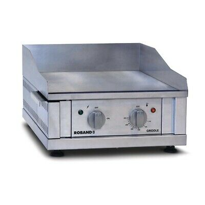 Commercial Roband Griddle Hot Plate Hotplate Flat Top Catering Equipment G400