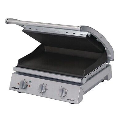Commercial Roband Griddle Toaster Resort Hotel Catering Equipment 3160W