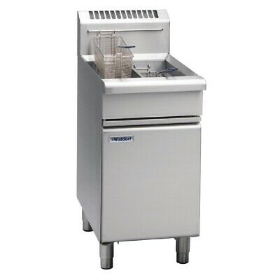 Commercial Waldorf Single Pan Natural Gas Deep Fryer Fish & Chips Fn8226G