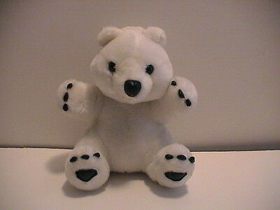 Polar Bear Cute Stuffed Toy Animal Threatened Species By Great American In China