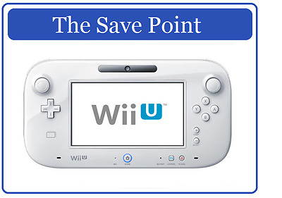 Wii U GamePad Controller Repair Service ☆☆ Broken LCD Screen ☆☆ Game Pad