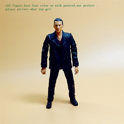 """Doctor Who Doctor Who - the Ninth Doctor action figure 5.5"""" lost color"""