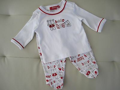 Sprout Pyjama Set  ......   Size 000  .....  **Very Cute & Excellent Condition**