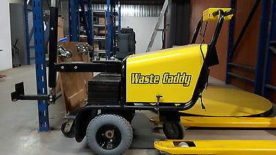 Waste Caddy Dumpster Movers Electric & Batteries - EBMUCP07