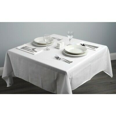 Table Cloth White BARGAIN