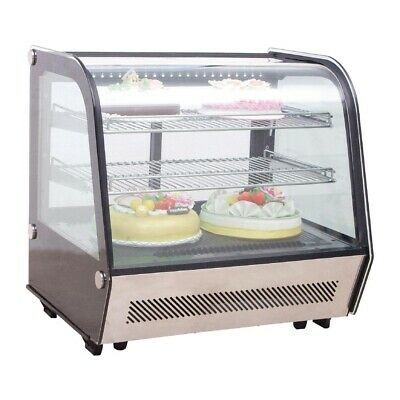 Commercial Birko Cold Food Bar Cake Display Unit Bench Top Fridge 1040120
