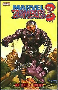 Marvel Zombies 3 Trade Paperback NEW 2009 Comic