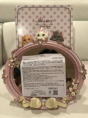 US SELLER! Disney Store Japan Aristocats Stand Mirror Lovely