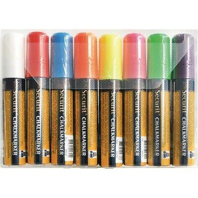 Set of 8 Illumigraph Wipe Clean Markers BARGAIN