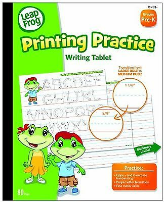 LeapFrog Printing Practice Writing Tablet 24 count