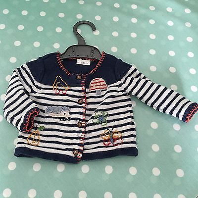 Next Baby Girls Cardigan 3-6 Months. Great Condition