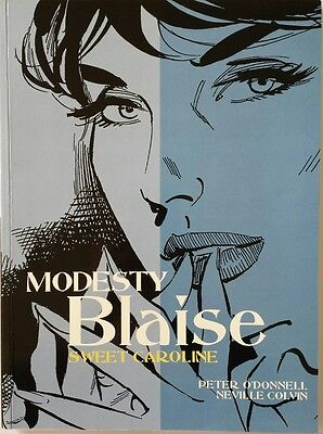 Modesty Blaise: Sweet Caroline by Peter O'Donnell (Paperback, 2010)