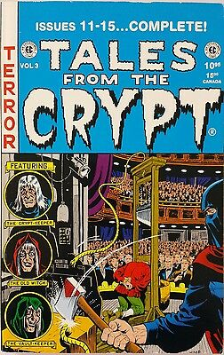 Tales from the crypt Issues 11-15