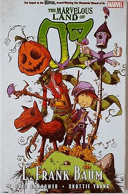 Oz: Marvelous Land of Oz by Eric Shanower (Paperback, 2012)