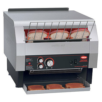 Hatco TQ-1800 Toast-Qwik Horizontal Conveyor Toaster w/ 30 Slices/Min. Capacity