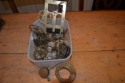 new haven clock movement for spares/repair
