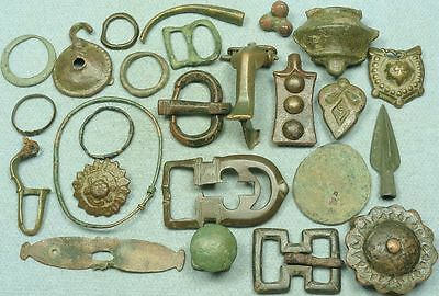 Lot Of Misc. Ancient Bronze Artifacts