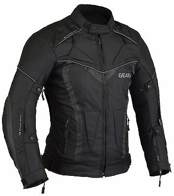 Summer Motorbike Motorcycle Jacket with Protective armour