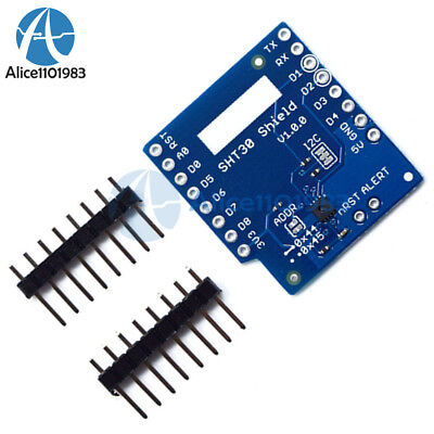 SHT30 Shield I2C Digital Temperature and Humidity Module For WeMos D1 Mini