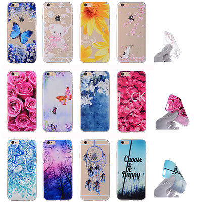 Ultra Slim Rubber Soft TPU Silicone Back Case Cover For Huawei P8 P9 P10 Y6 Y5