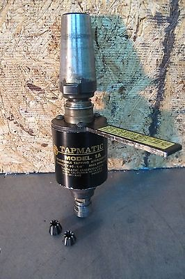 """TAPMATIC TAPPING ATTACHMENT  0 - 1/4""""  Model 1A   KWIK SWITCH 80254"""