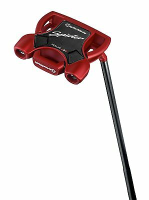 New TaylorMade Spider Tour Red Jason Day Putter
