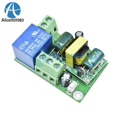 Wifi Relay Switch Module Low Power Jog Mode AC 220V Remote Control Smart Home