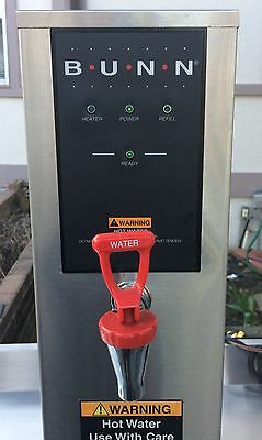 Bunn H5X-40 Hot Water Dispenser - 208v - 212F, TESTED - WORKING WITH NO ISSUES