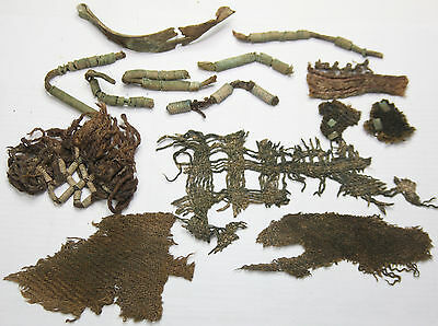 Ancient Viking  pieces of clothing. BIG SIZE BIG KIT