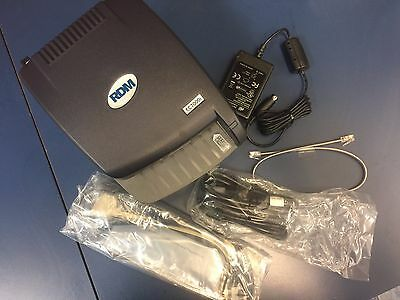 RDM EC7000i Check Processing Reader Scanner New with all Cables & Power Cord