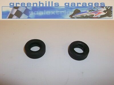 Greenhills Scalextric Mirage Ford C15 Rear Tyre Pair Used – P2973