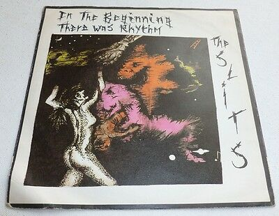 The Slits / Pop Group - In the beginning / Where there's a will  UK SPLIT 7""