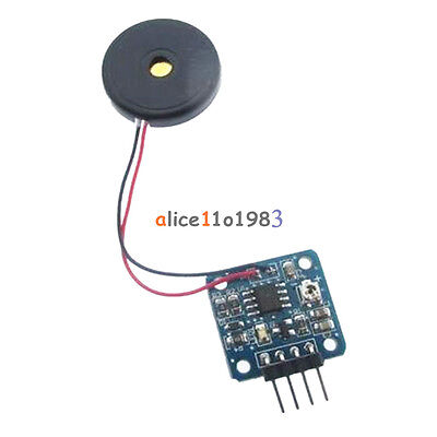 Piezoelectric Film Vibration Sensor Switch Module TTL Level Output For Arduino