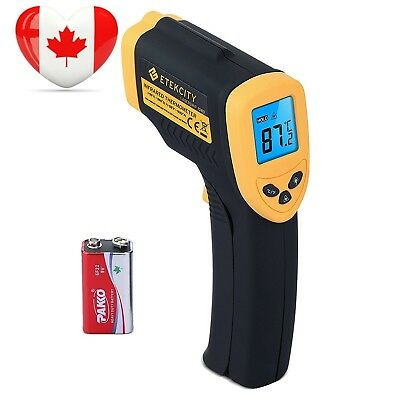 Etekcity Digital Infrared IR Thermometer Non-contact Instant Read...