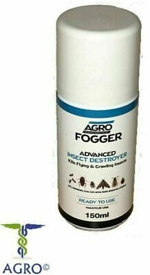 Cockroach killing pro formula fogger bomb insecticide control for roaches