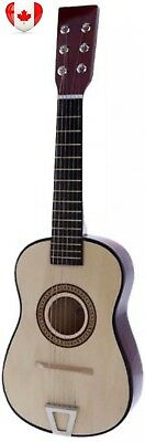 Star MG50-NT Kids Acoustic Toy Guitar 23-Inch, Natural Color