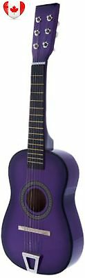 Star MG50-PL Kids Acoustic Toy Guitar 23-Inch, Purple