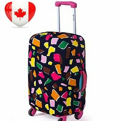 Fvstar Washable Luggage Cover,Suitcase Protective Bag,Luggage Dust Proof...