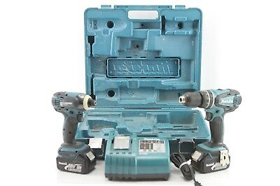 MAKITA LXT211 18V LXT Lithium-Ion 2-Pc. Combo Kit LXT211