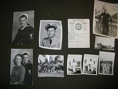 Lot of US Navy photos from the 1960s