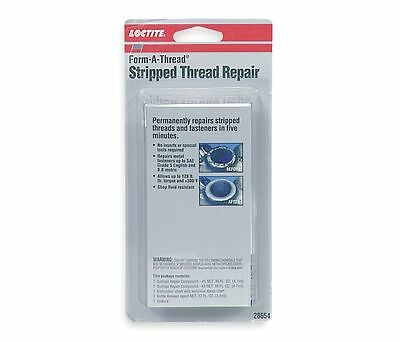 LOCTITE PC 3967 Stripped Thread Repair Kit, 12.9mL, Gray Part # 28654