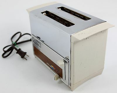 Vintage Sears Kenmore Automatic Pop-Up 2 Bread Slice Toaster Model T3 63532