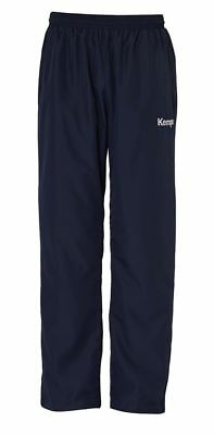 Kempa Womens Ladies Presentation Sports Training Pants Trousers Bottoms Navy