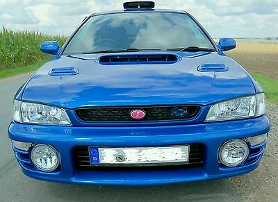 subaru impreza wrx sti  type ra very limited 555
