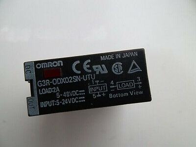 1PC New Omron G3R-ODX02SN-UTU 5-24VDC Solid State Relay