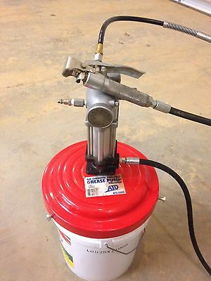 Grease Pump, This Item Has Sold