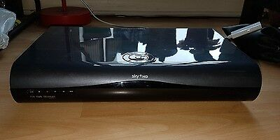 Sky + HD Box 1TB 3D Anytime+ DRX895-C, With Remote and SCART & Power Cable